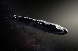 The first known Interstellar Object comes our way