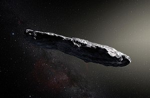 Interstellar object