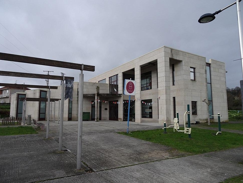 Espacio Matrioska, Os Blancos, Ourense