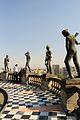 Estatuas de los cadetes del Castillo de Chapultepec.jpg