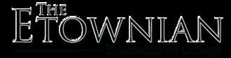 Elizabethtown College - Etownian website logo (2012)