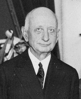 Eugene Robert Black - Image: Eugene R Black 1934 (cropped)