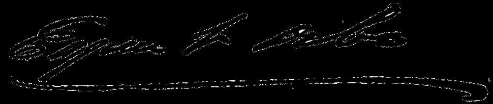 Eugene V. Debs's signature