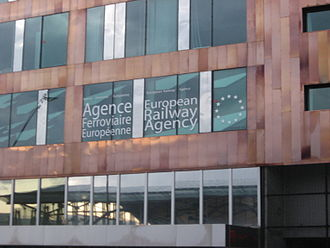 European Union Agency for Railways - Premises of the European Railway Agency in Lille