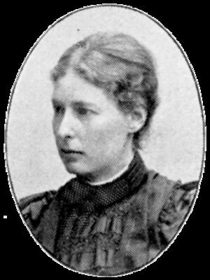 Ottilia Adelborg -  Ottilia Adelborg, 1901.