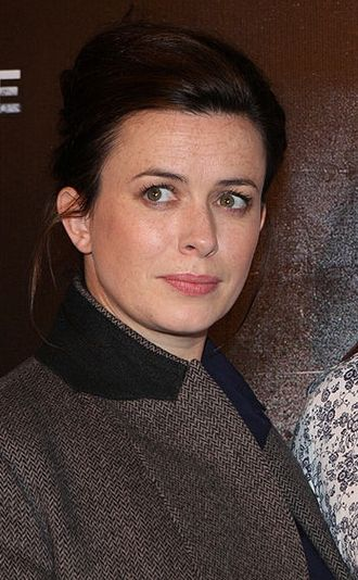 Eve Myles - Myles in June 2013.