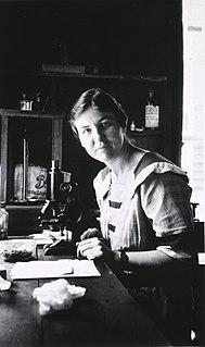 Evelyn Butler Tilden American microbiologist
