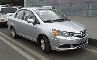 GAC Group - Image: Everus S1 facelift 01 China 2014 04 15