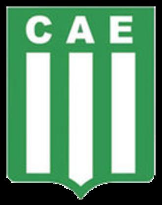CA Excursionistas - Image: Excursionistas logo
