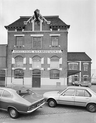 Hengelosche Brewery - Brewery, main building (1987)