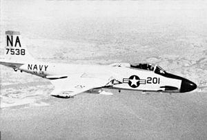 F2H-3 Banshee VF-52 in flight c1958.jpg