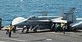 FA-18C Horne on board USS George H.W. Bush Persian Gulf 8 August 2014.jpg