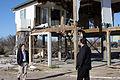 FEMA - 39740 - FEMA officials in a damaged Texas neighborhood.jpg