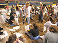 FEMA - 40286 - Students and residents fill sand bags in North Dakota.jpg