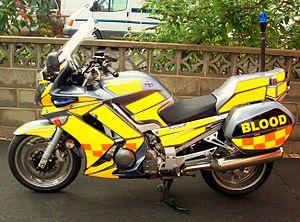 Freewheelers EVS - Freewheelers Yamaha FJR1300