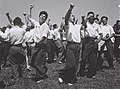 FOLK DANCING AT KIBBUTZ DALIA. פסטיבל ריקודי עם בקיבוץ דליה.D827-029.jpg