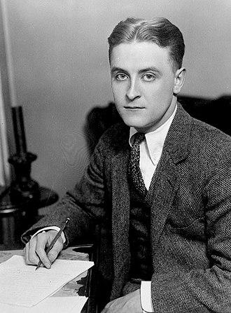 F. Scott Fitzgerald - Image: F Scott Fitzgerald 1921