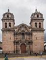 Fachada principal, Iglesia de San Pedro, Cusco.jpg