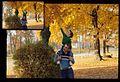 Family Enjoying Fall Leaves (Missouri State Archives) (8203210959).jpg