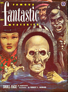 <i>Skull-Face</i> short story by Robert E. Howard