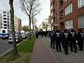 Fans des SV Babebelsberg werden auf der Bernauer Straße begleitet (2).jpg