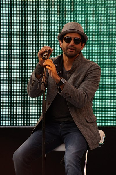 Picture of a band or musician: Farhan Akhtar