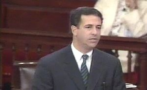 Russ Feingold - Feingold speaking on the Senate floor about his opposition to the Patriot Act, October 25, 2001.