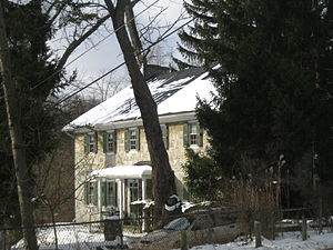 Felix Dale Stone House - The house in 2013