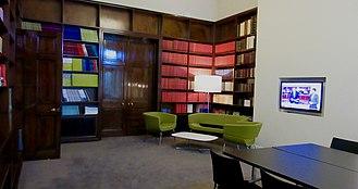 Academy of Medical Sciences, United Kingdom - Fellows Common Room, Academy of Medical Sciences