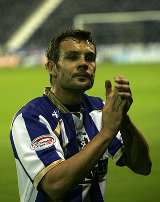 David Fernández Miramontes - Fernández before a game with Kilmarnock in 2009