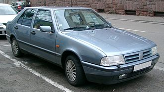 Fiat Croma - Fiat Croma (after 1991 facelift)