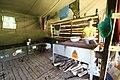 Field kitchen at Scout camp near Kouty, Třebíč District.jpg