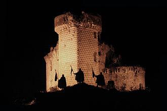 Finale Ligure - The Gavone Castle.