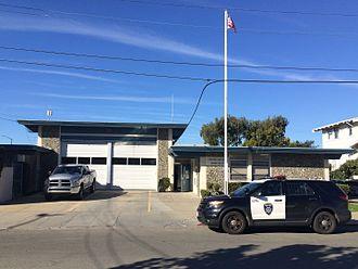 Oakland Fire Department - Fire Station 13, 2016