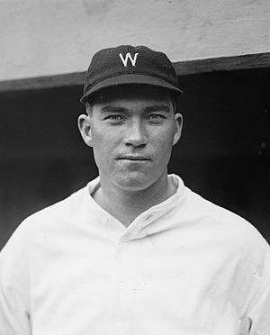 Firpo Marberry - Marberry with the Washington Senators in 1924