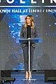 First Lady Melania Trump at Liberty University (44349111320).jpg