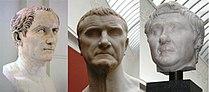 First Triumvirate of Caesar, Crassius and Pompey.jpg