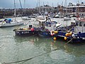 Fishing boats, Bridlington Harbour - geograph.org.uk - 506606.jpg