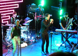Fitz and The Tantrums American band