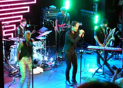 Picture of a band or musician: Fitz And The Tantrums