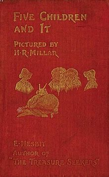 Five Children and It (novel) 1st ed.jpg