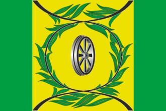 Kartalinsky District - Image: Flag of Kartalinsky rayon (Chelyabinsk oblast)