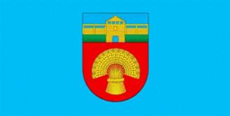 Minsk District - Image: Flag of Miensk district