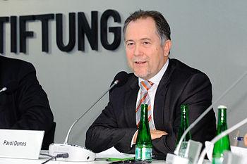 Pavol Demeš (Senior Fellow, Zentral- und Osteu...
