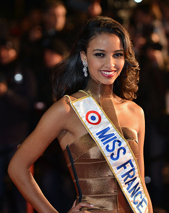 Miss France - Image: Flora Coquerel