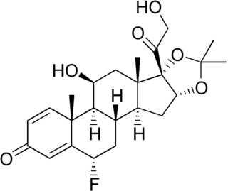 Flunisolide chemical compound