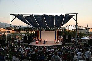 Springville, Utah - Springville World Folkfest