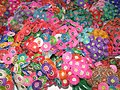 Folwers...much flowers in horse hair... - panoramio.jpg