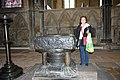 Font at Lincoln Cathedral (4715577657).jpg