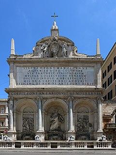 Fontana dellAcqua Felice